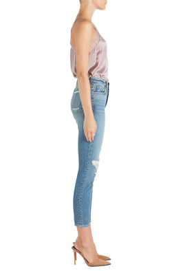 KAROLINA DISTRESSED JEAN