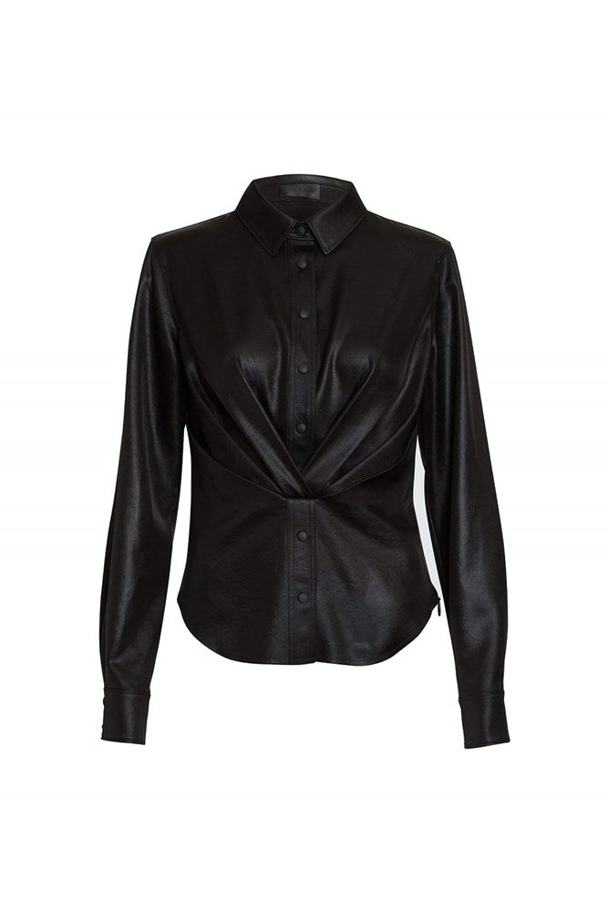 RtA Ava Shirt in Black from The New Trend