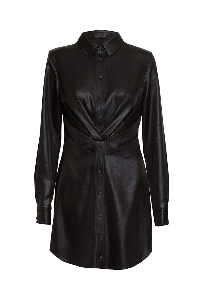 RtA Vivienne Dress in Black from The New Trend
