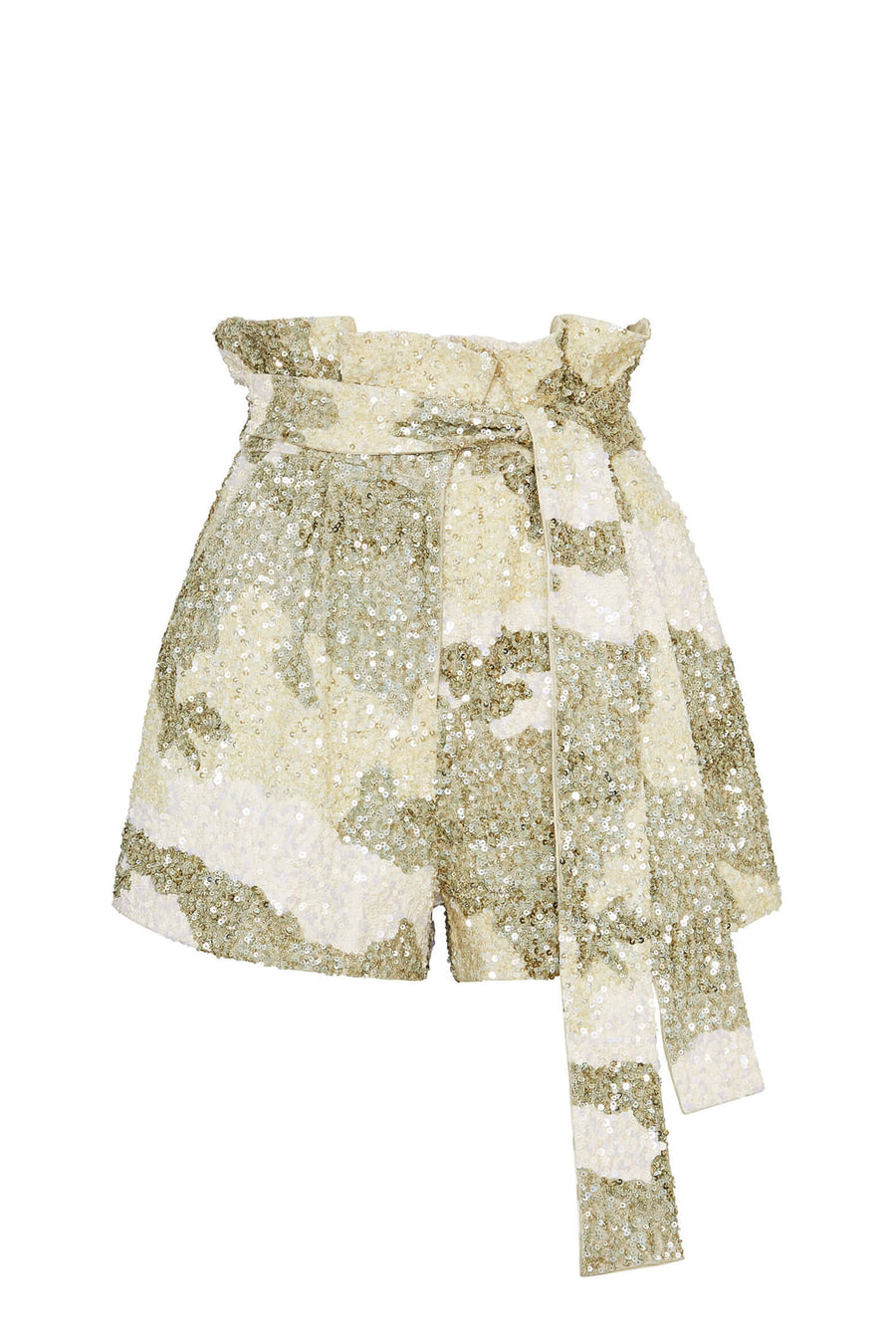 Retrofete Jo Shorts in Desert Camo from The New Trend