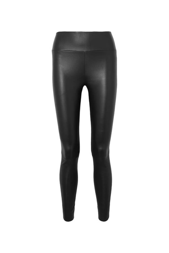 426bcb28176635 SPRWMN High Waist Ankle Legging from The New Trend