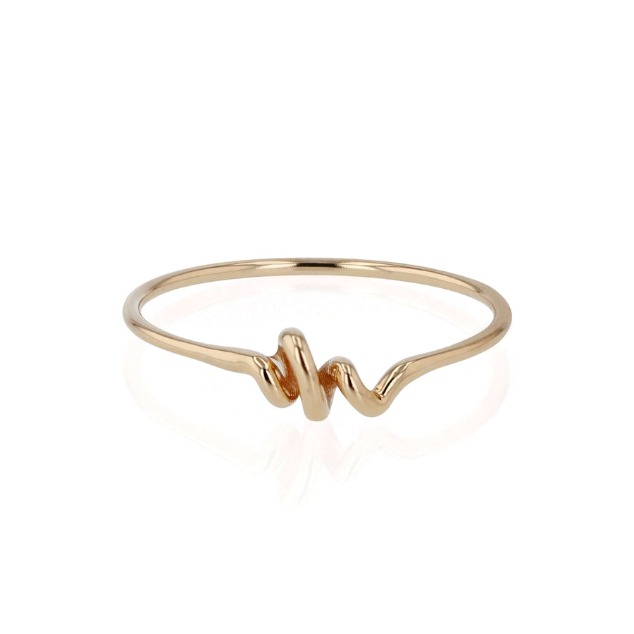 Sarah-Sebastian-Fine-Bound-Ring-Yellow-Gold-The-New-Trend