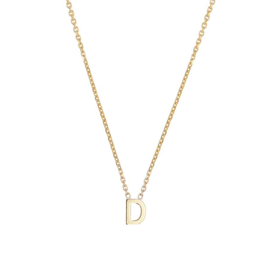 Sarah-Sebastian-Petite-Letter-D-Necklace-Yellow-Gold-The-New-Trend
