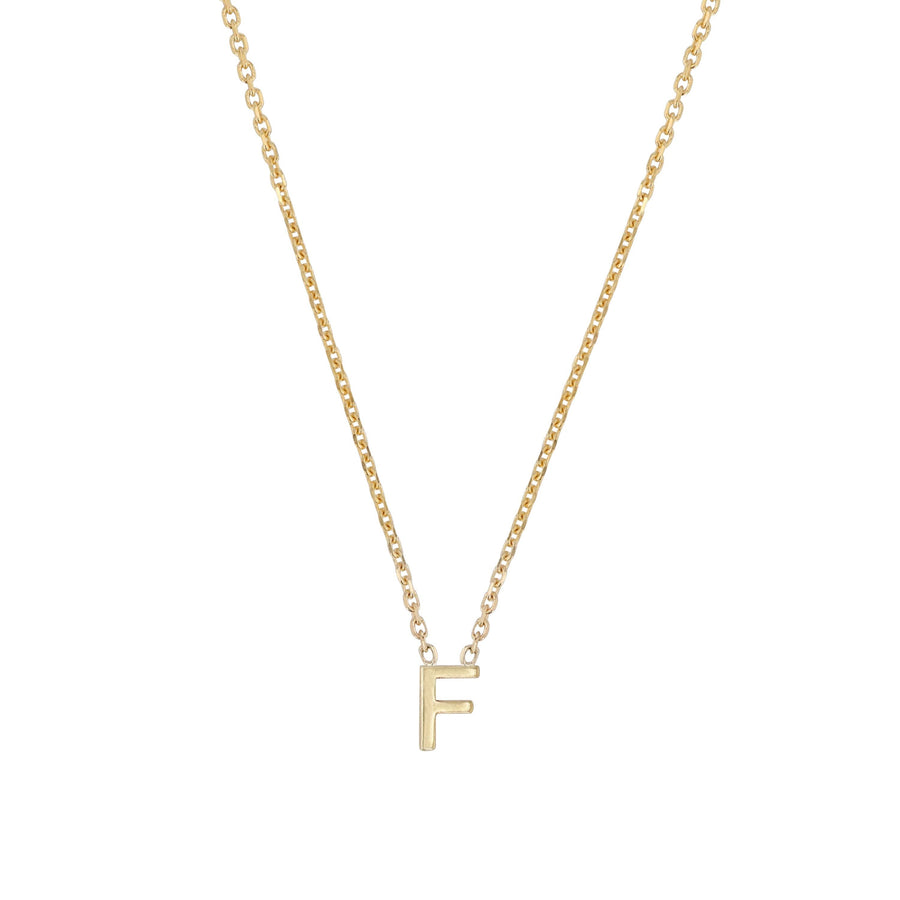 Sarah-Sebastian-Petite-Letter-F-Necklace-Yellow-Gold-The-New-Trend