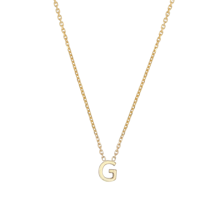 Sarah-Sebastian-Petite-Letter-G-Necklace-Yellow-Gold-The-New-Trend.