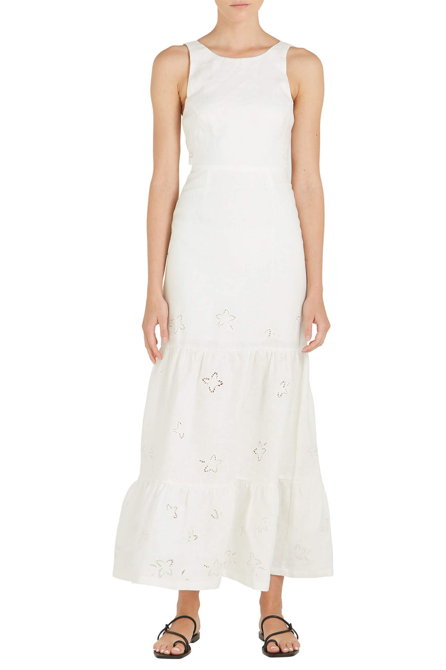 Sir The Label Alena Tiered Maxi Dress from The New Trend