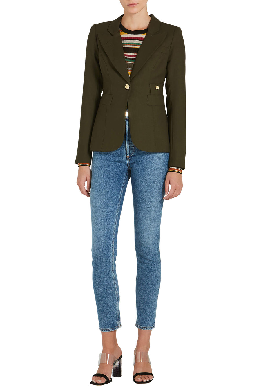 Smythe One Duchess Blazer from The New Trend