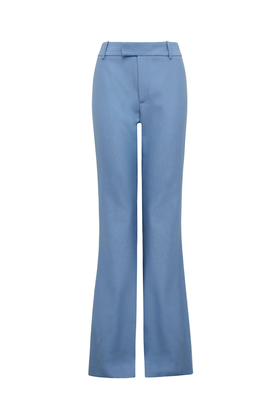 Smythe Bootcut Pant in Blue Slate from The New Trend