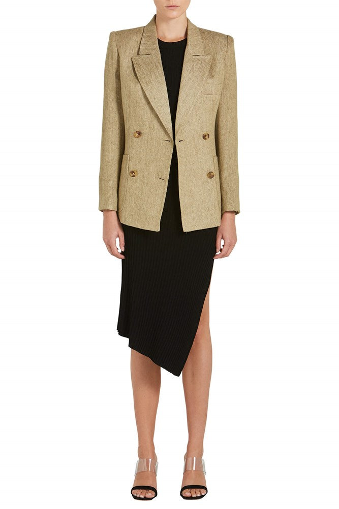 ab45471495c9 Smythe Unstructured DB Blazer from The New Trend