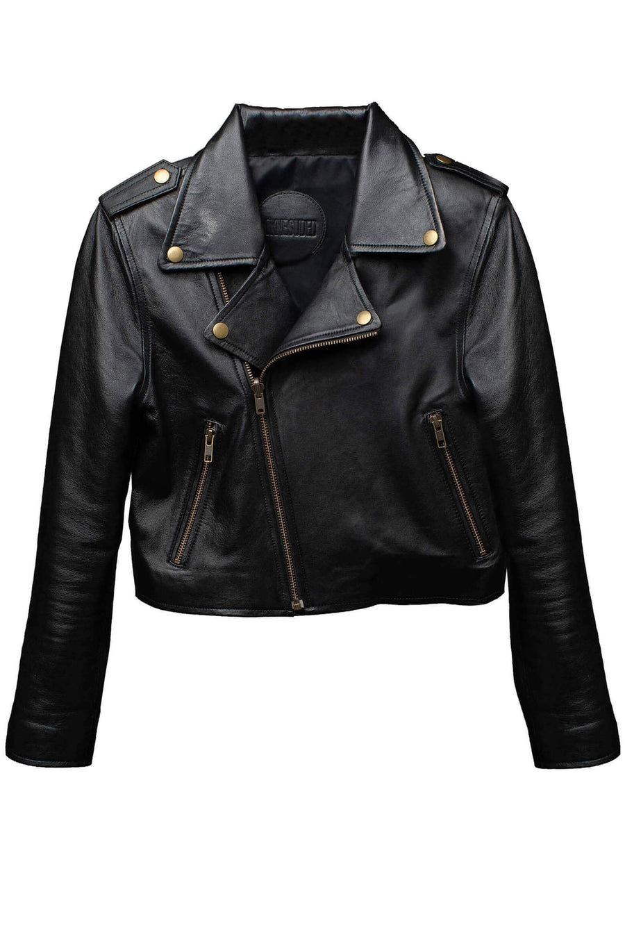 Oknesuded The Original Reversible Leather Jacket from The New Trend