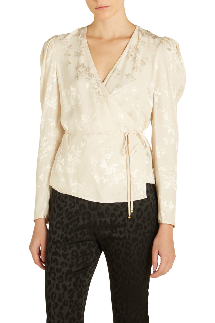 Veronica Beard Eden Blouse from The New Trend