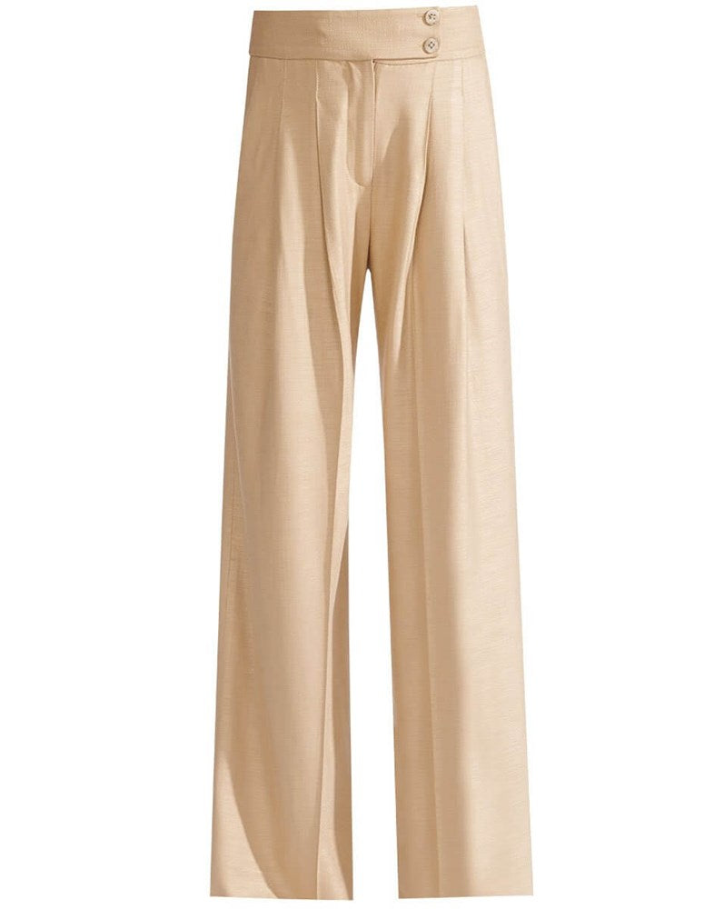 Veronica Beard Eliajh Wide Leg pants from The New Trend