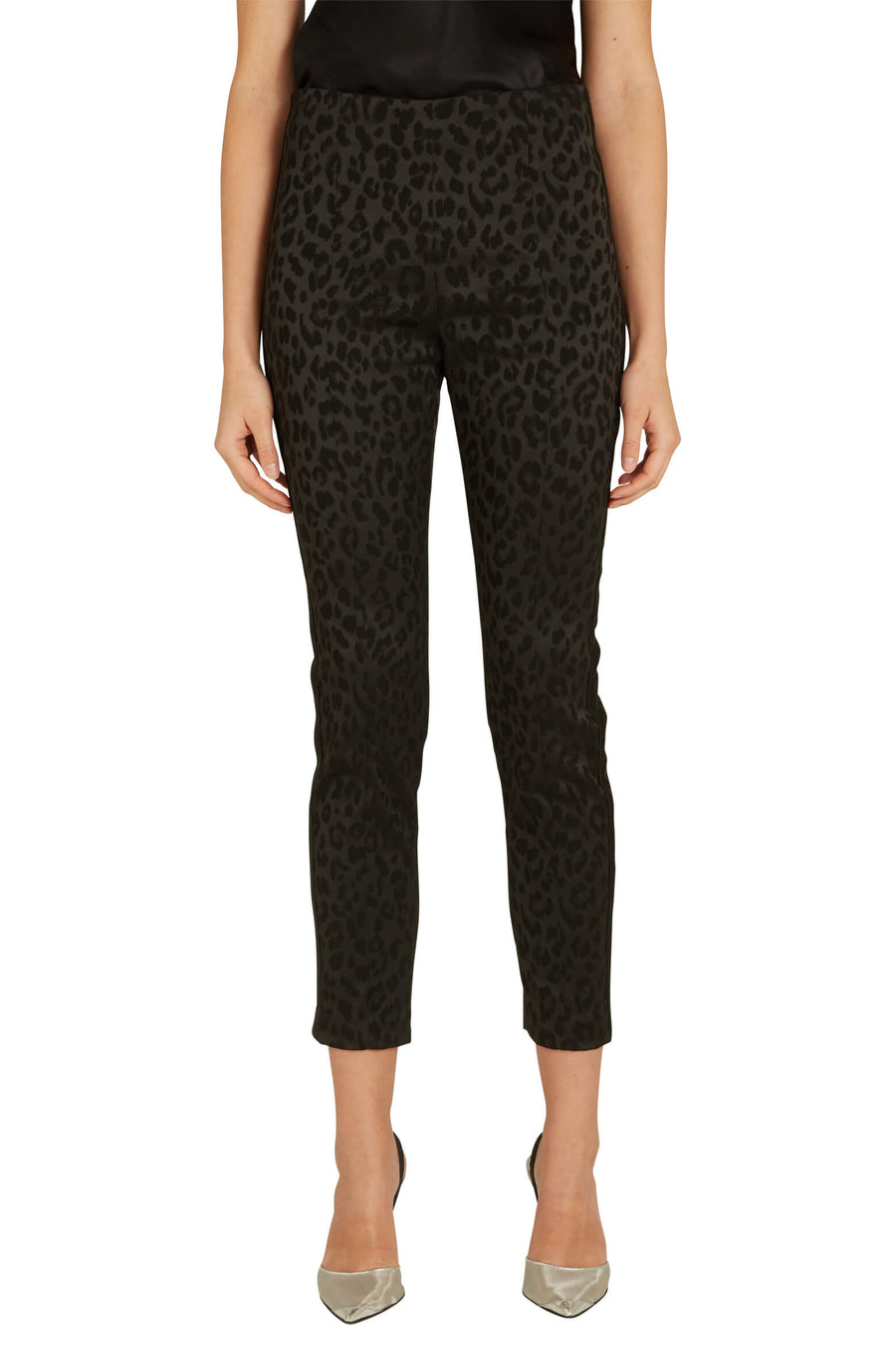 Veronica Beard Honolulu pants in black from The New Trend