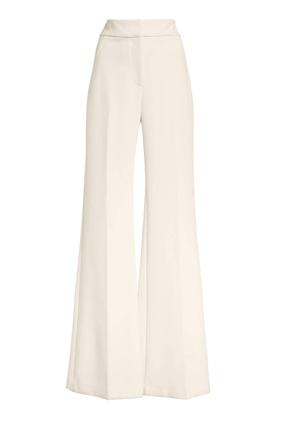 Veronica Beard Lebone Pant in Antique White from The New Trend