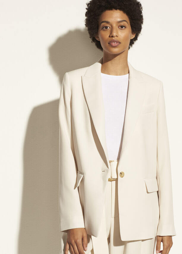 VINCE. Boyfriend Blazer from The New Trend
