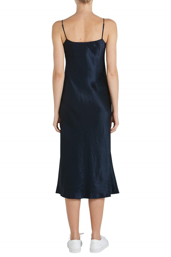 Vince Slip Dress Navy from The New Trend