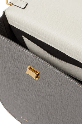Yuzefi Dolares Bag in Ash/Cream Inside View from The New Trend