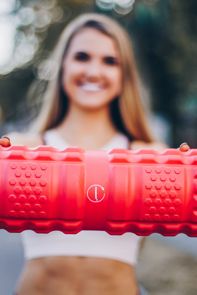Why you should foam roll daily. Foam rolling vs massage ball roller