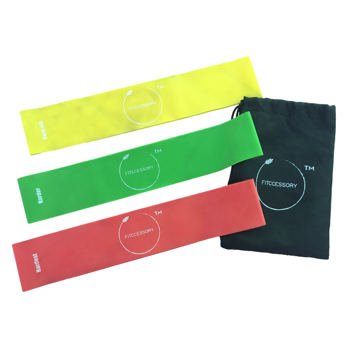 Mini Loop Resistance Bands (Beginner)