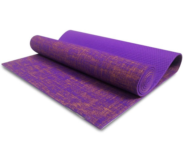 Eco Hemp Yoga Mat