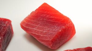 Hawaiian Ahi Bright Red Sashimi Cut 3 lbs