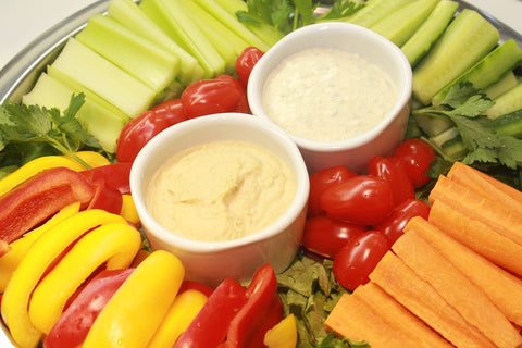 Crudités and Dips (Small)