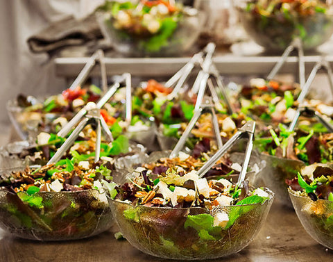 Large Self Serve Catering Salads