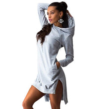 Liv Hooded Sweater Dress