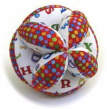 Baby Puzzle Ball - PDF Sewing Pattern