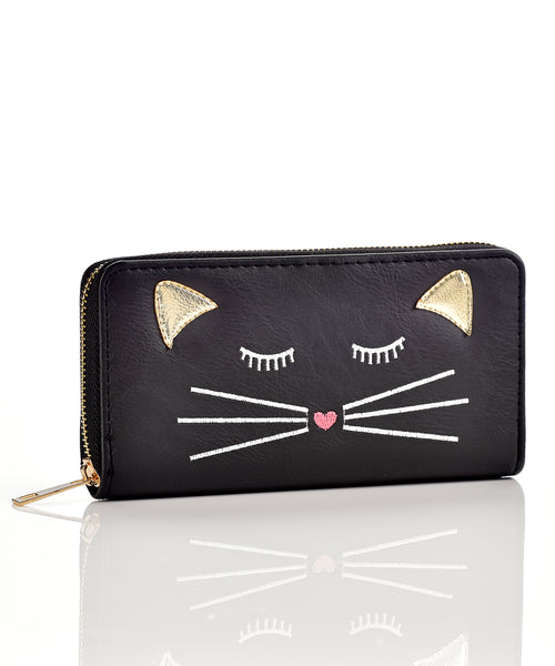 Cat Wallet/Evening Purse