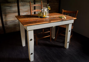 """The Gregory"" - Reclaimed Wood Table"