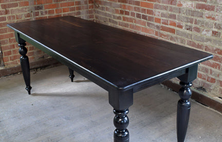 The French Farm - Dark Pine Table
