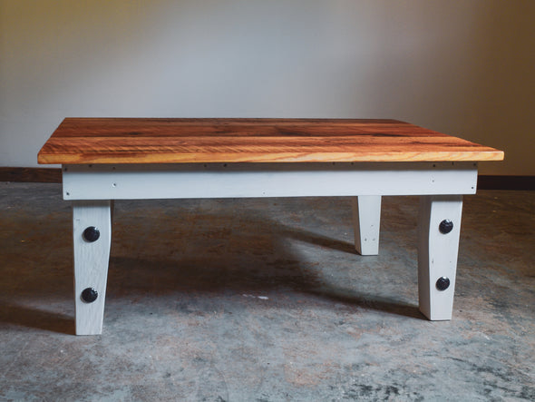 Coffee Table **FREE SHIPPING** Reclaimed Barn Wood Farm House Living Room Table Custom Sizes