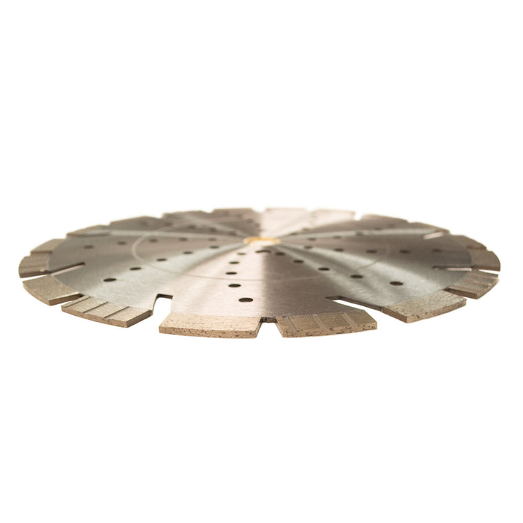 MAXWELL Crusher Concrete Blade with Mixed Segments