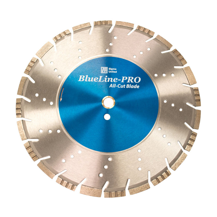 Blue Line PRO All-cut Blades