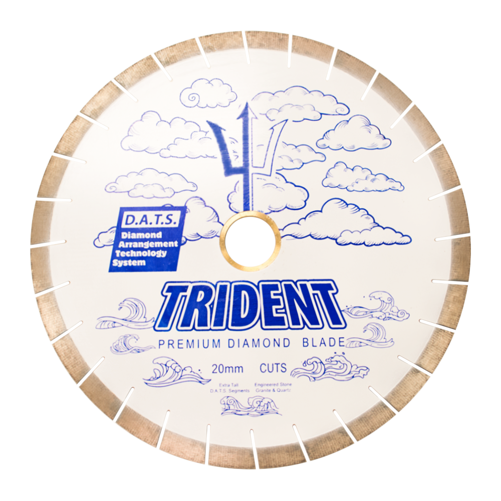 Trident Bridge Saw Blade