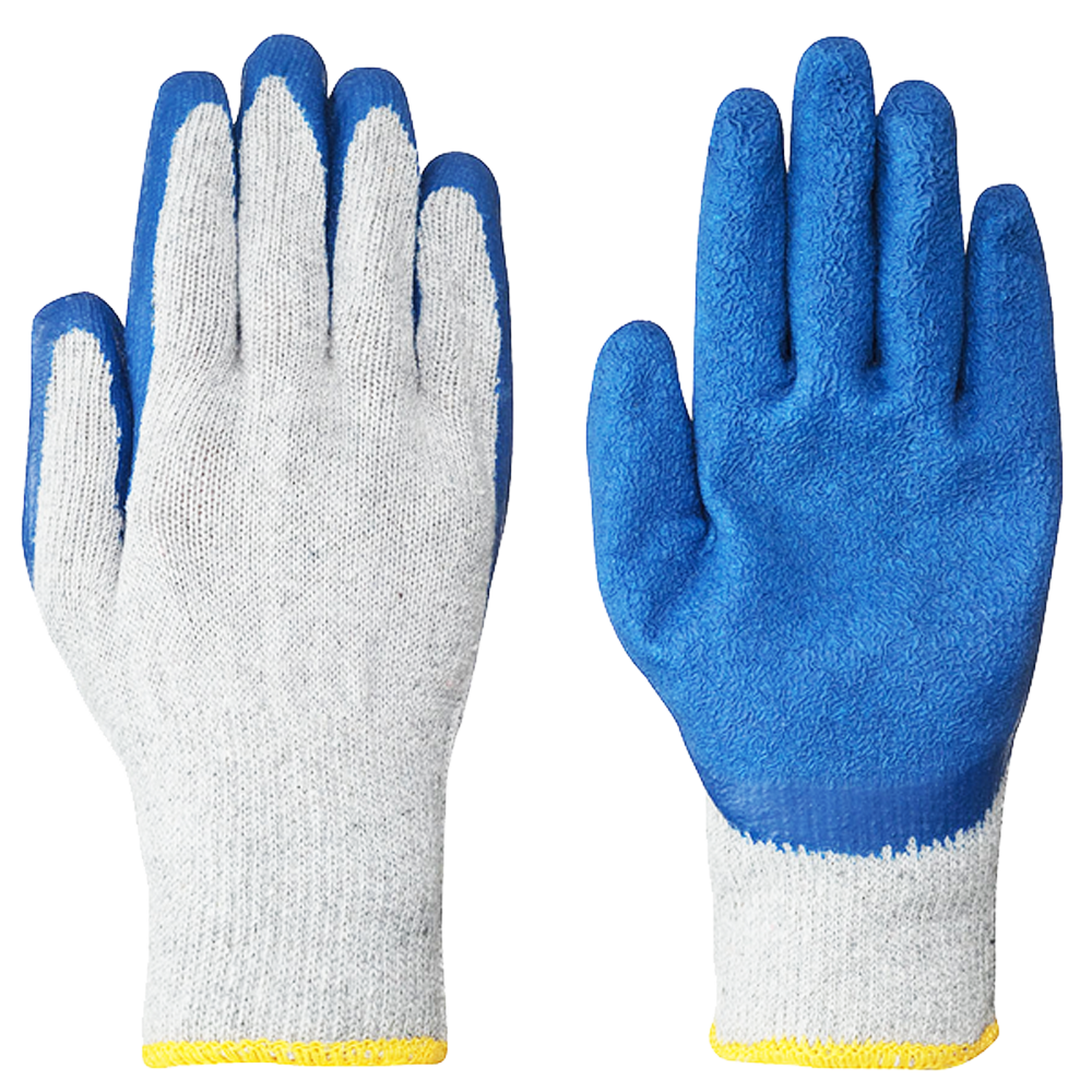 Fitted Coated Gloves