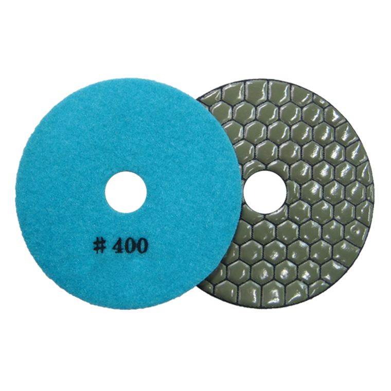 D-MAX Dry Polishing Pads