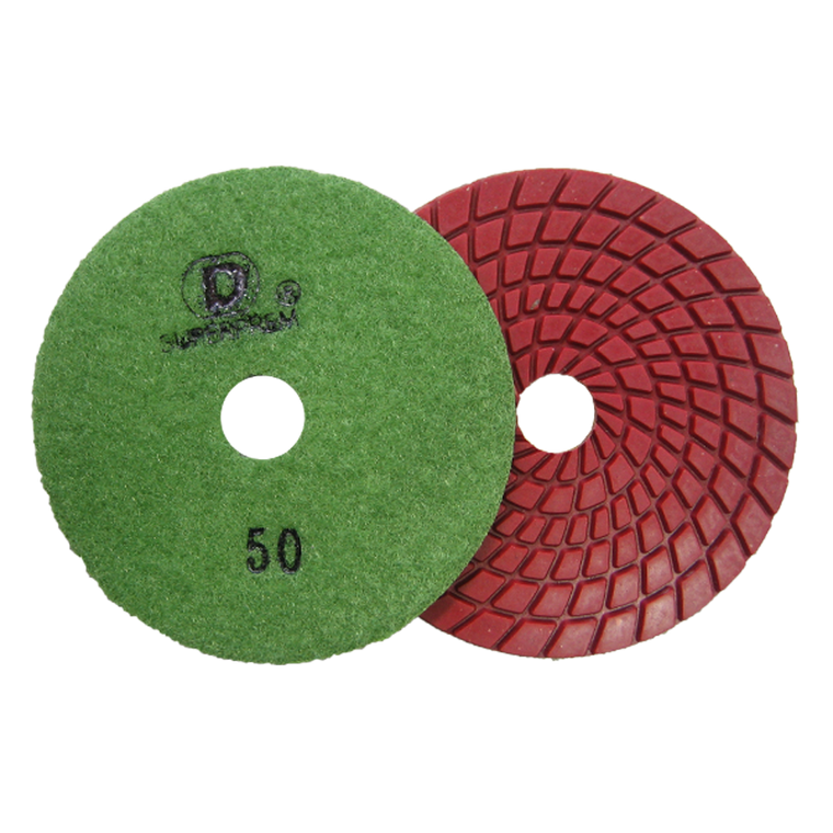 D-MAX Wet Rigid Polishing Pads