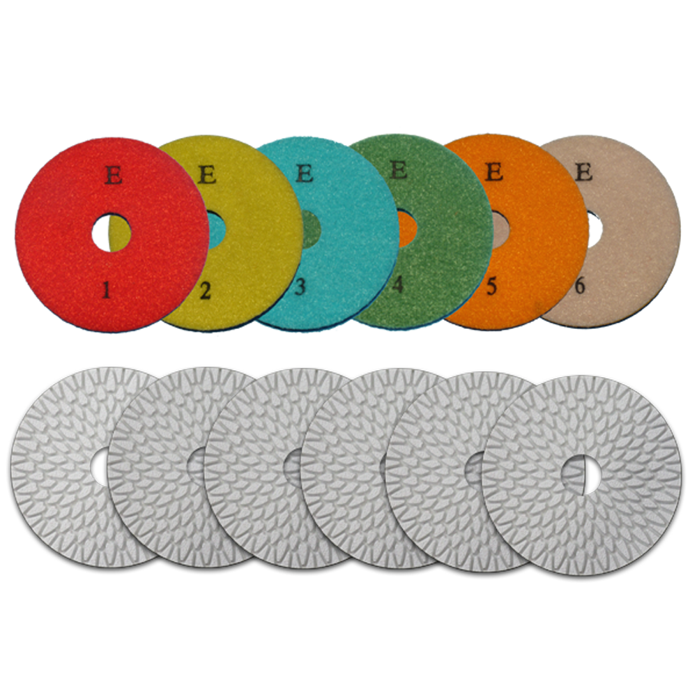 E6 Type Premium Polishing Pads