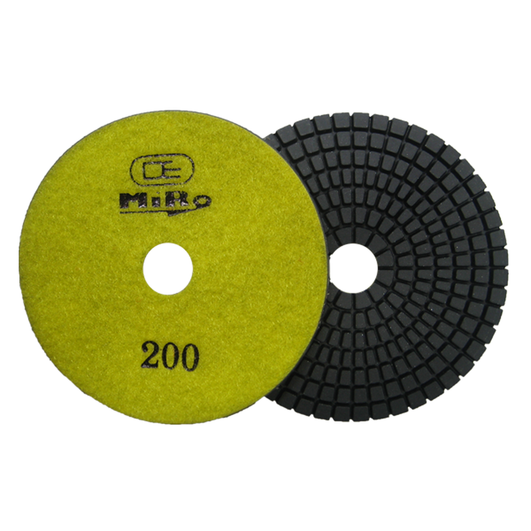 Miro Wet Polishing Pad - Standard