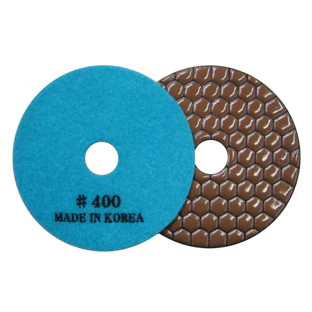P Type Dry Premium Polishing Pads