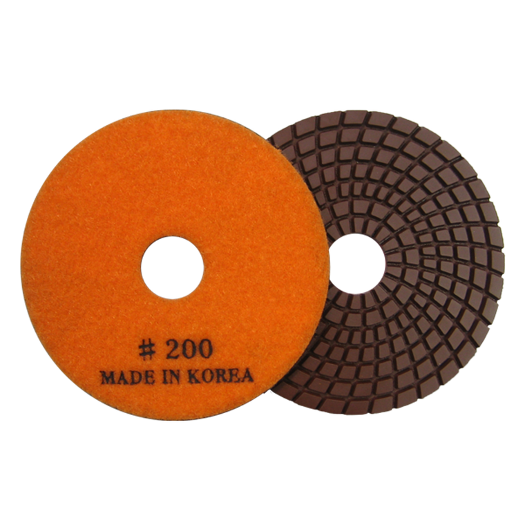 P Type Premium Wet Polishing Pads
