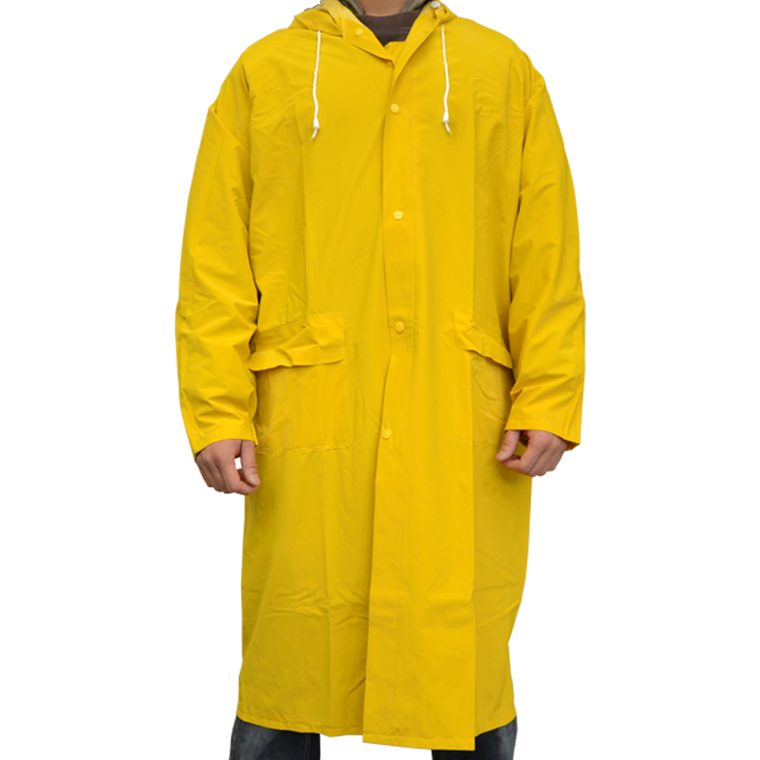 Rubber Rain Jacket
