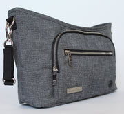 Premium Stroller Organiser - Grey Melange: SOLD OUT
