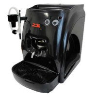 Bella by CoffeeTrendz with automatic milk frother Black