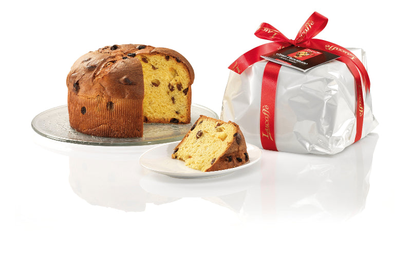 Lucaffe Panettone 1Kg Grand Panettone in gift box