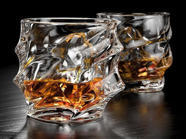 Vincent™ - Designer Whiskey Glas