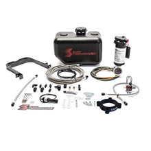 Snow Performance Stage 2 Water-Methanol Kit (Stainless Steel Braided Line, 4AN Fittings) Focus ST/RS