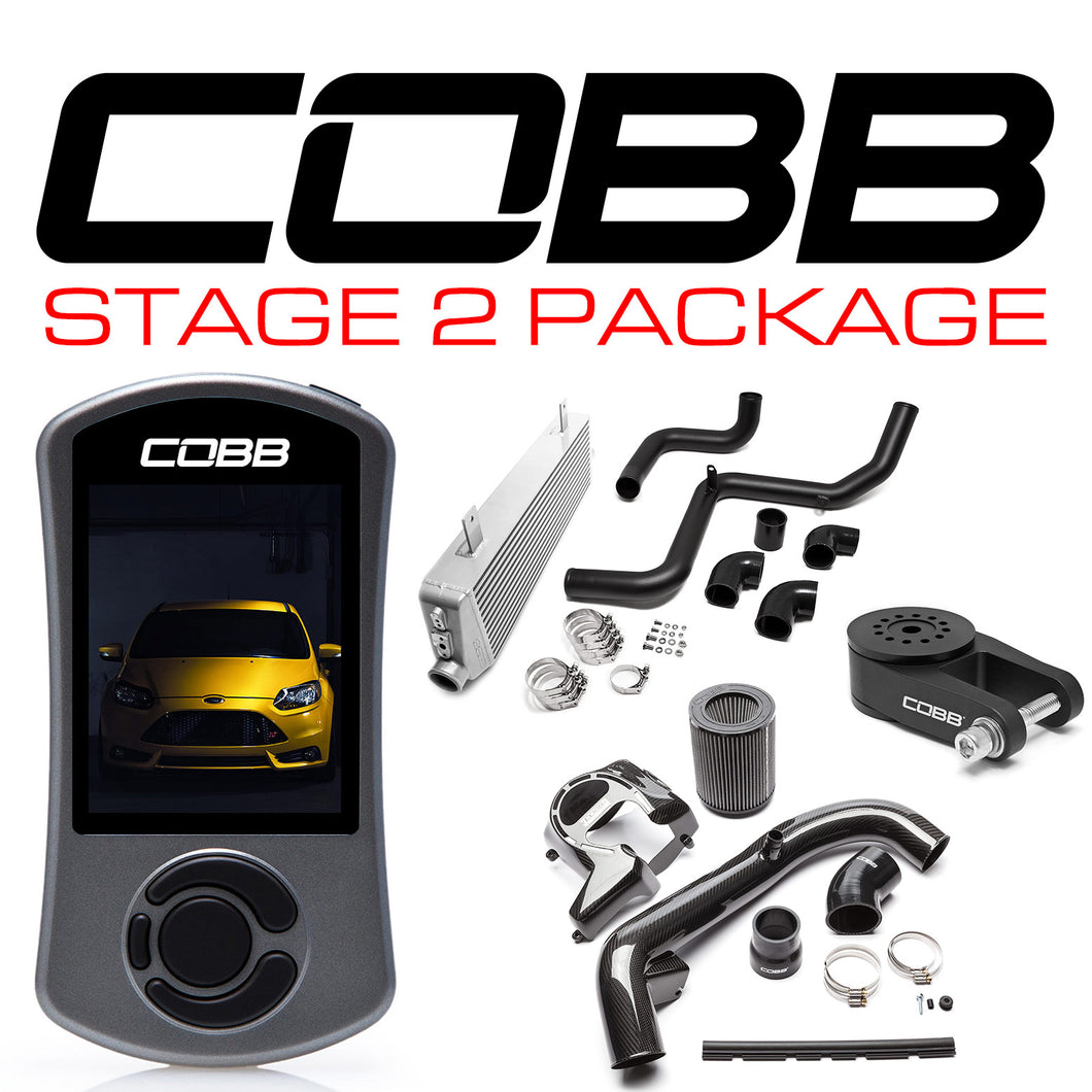 Cobb Carbon Fiber Stage 2 Focus ST 2013+